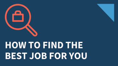 How To Find The Best Job For You
