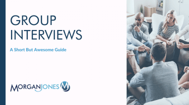 Group Interviews Title Image