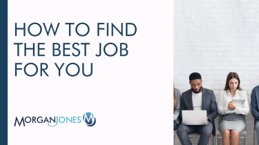 How To Find The Best Job For You Title Image