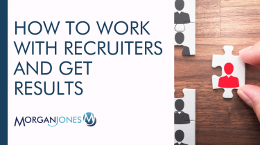 How to Work With Recruiters and Get Results Title Image