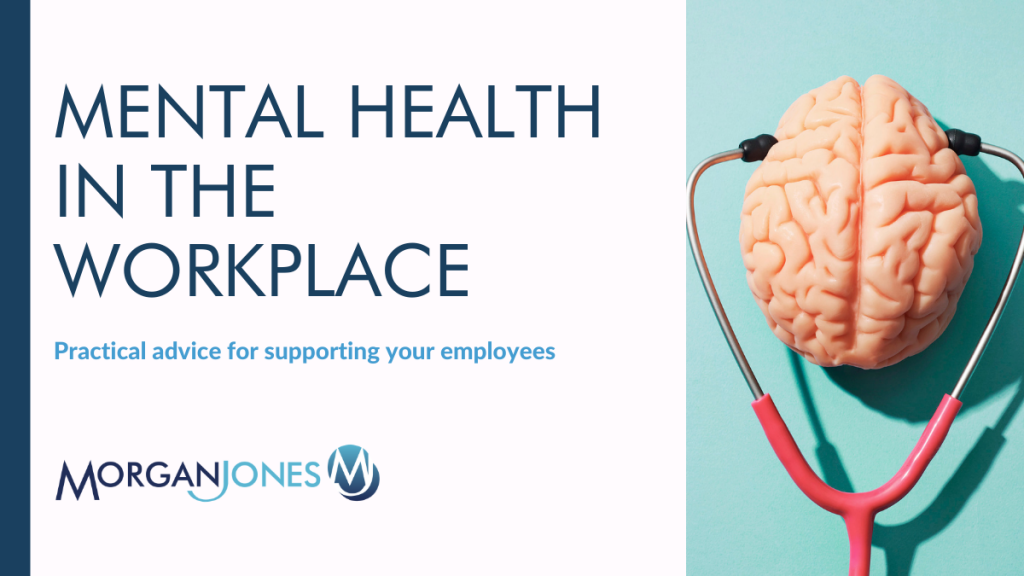 Mental Health in the Workplace Title Image