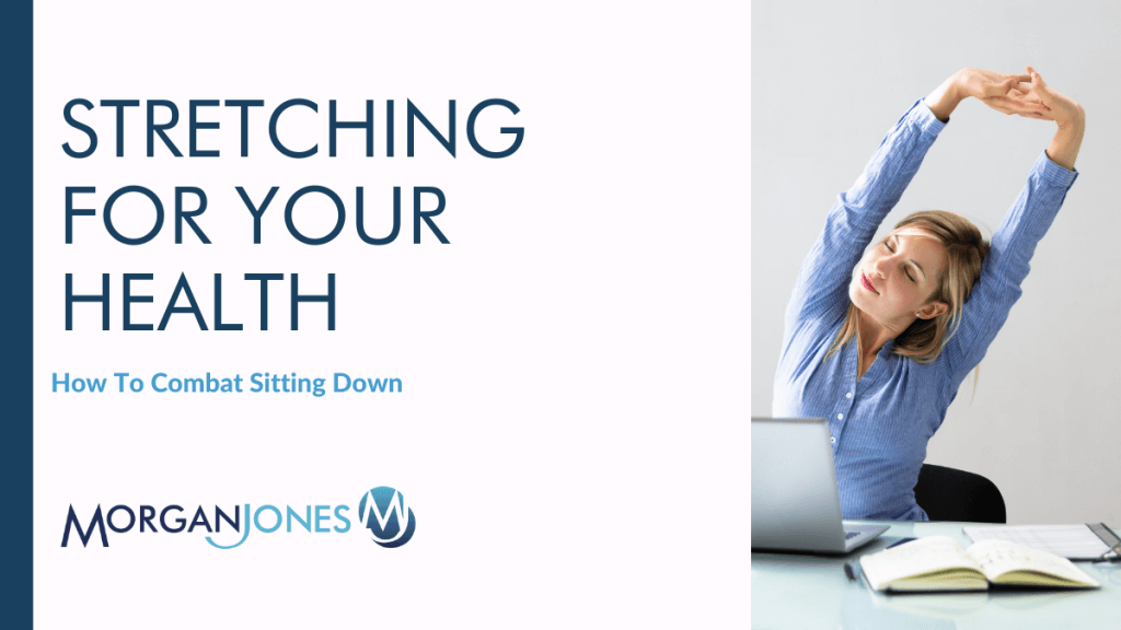 Stretching For Your Health Title Image