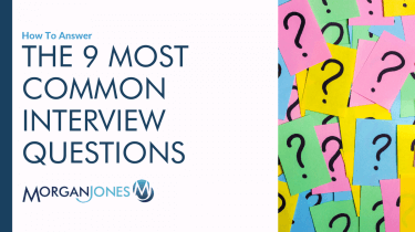 The 9 Most Common Interview Questions Title Image