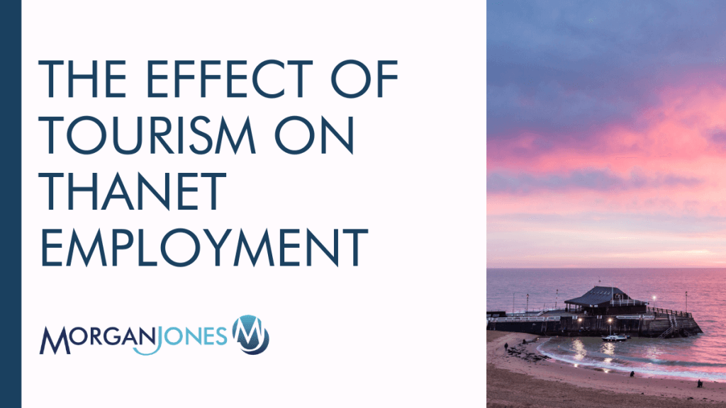 The effect of tourism on Thanet employment Title Image