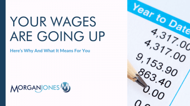 Your Wages Are Going Up Title Image